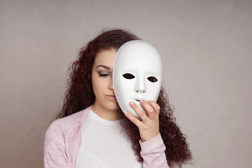 We all wear masks, but they can interfere with experiencing meaningful relationships, which require some level of vulnerability.